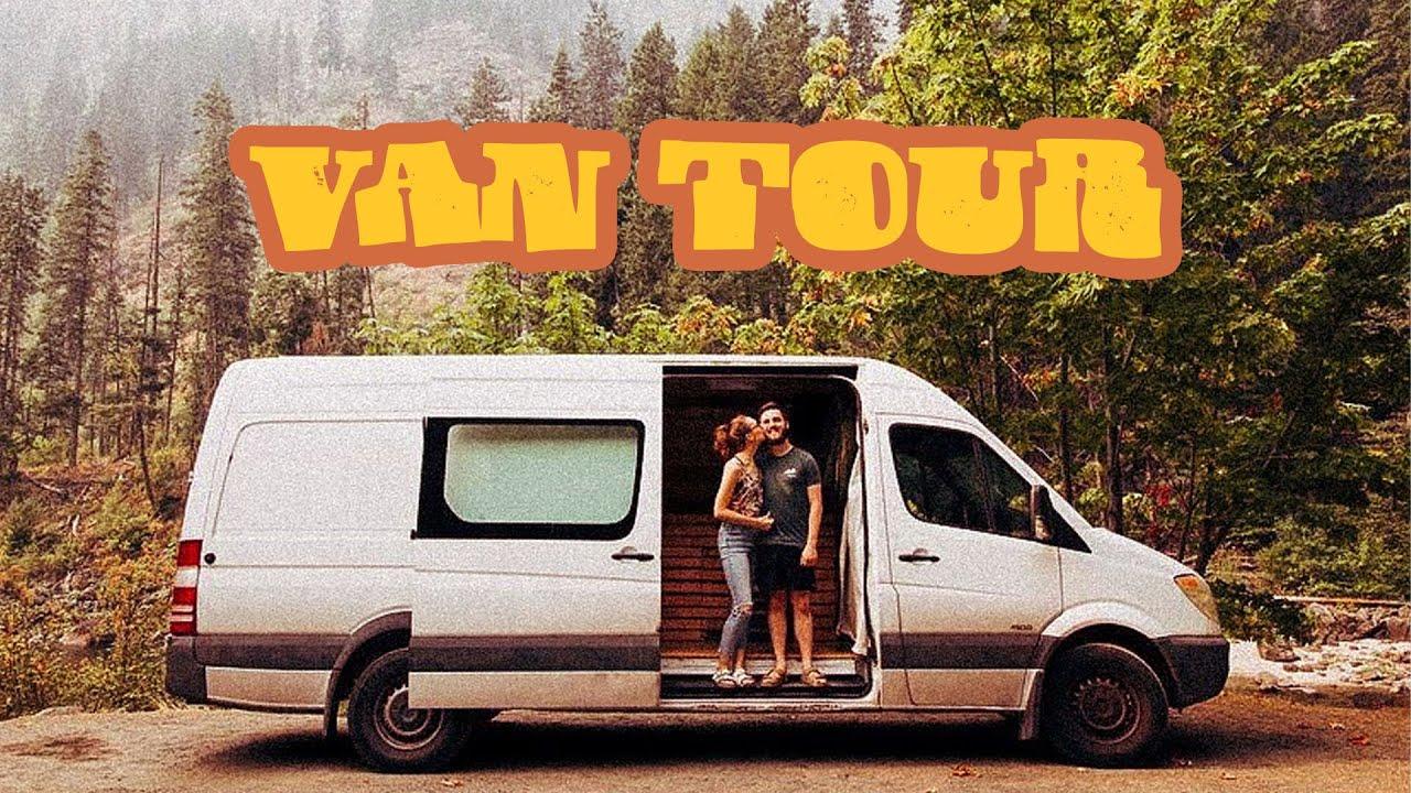 Updated Sprinter Van Conversion Tour Beautiful Handcrafted