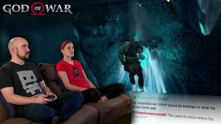 God of War AWESOME!   EPISODE 5   Part 1