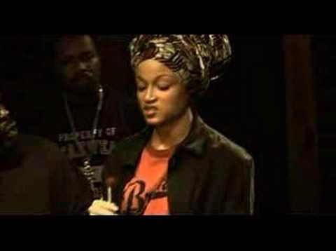 Bamboozled clip with Mos Def & Charli - Blak iz Blak