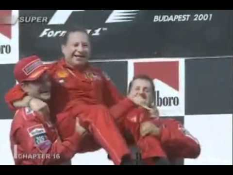 The Best Of Schumi (2000-2004)