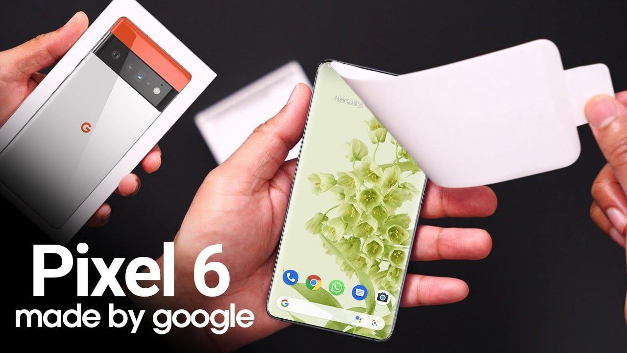 Download Google Pixel 6 - Epic Power!