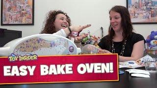 Easy Bake Ultimate Oven Vs. Original Vintage Easy Bake Oven From 1963