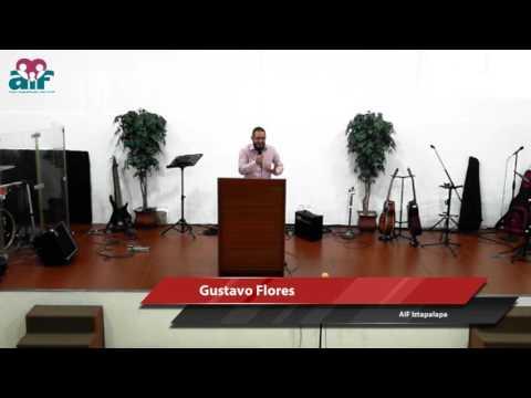 Conferencia Cristo es el centro - Gustavo Flores