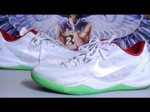 best website b3e4c 25792 Nike Kobe 8 System ID - Pure Platinum Yeezy - YouTube