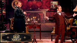 Morgan & West: Time Travelling Magicians   The Next Great Magician