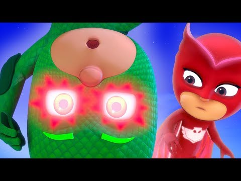 PJ Masks Full Episodes | PJ Masks Swap Super Powers?! | Cartoons for Children