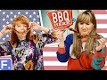 Irish People Try American BBQ