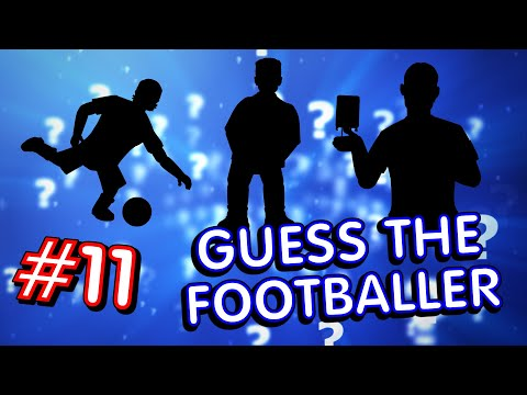 🤔⚽️GUESS THE FOOTBALLERS! #10⚽️🤔