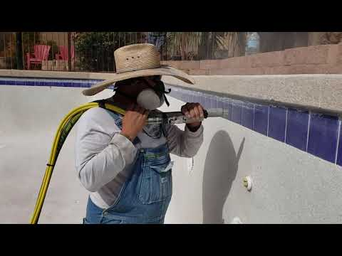 Gloss Ceramic Tile Cleaning | Arizona Pool Tech | Operation Echo LLC