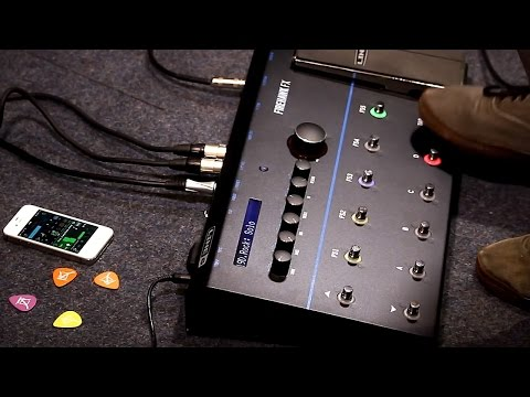 Line6 Firehawk FX Video Test Gear in Action