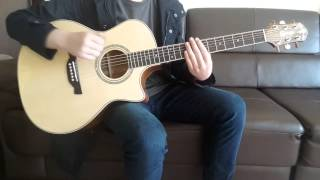 (iKON) Long Time No See - Sungbin Kim (Fingerstyle Guitar)