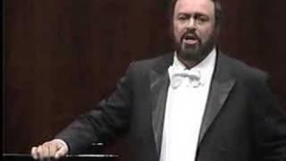 Pavarotti- Bellini-Dolente immagine di Fille mia