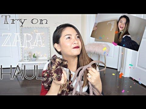 Thử quần áo ZARA SALE 2019  (Mua Sắm Đầu Năm)  GÓC MẸ MUX