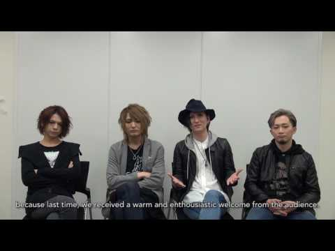 Matenrou Opera - European Tour 2017 - Video Message