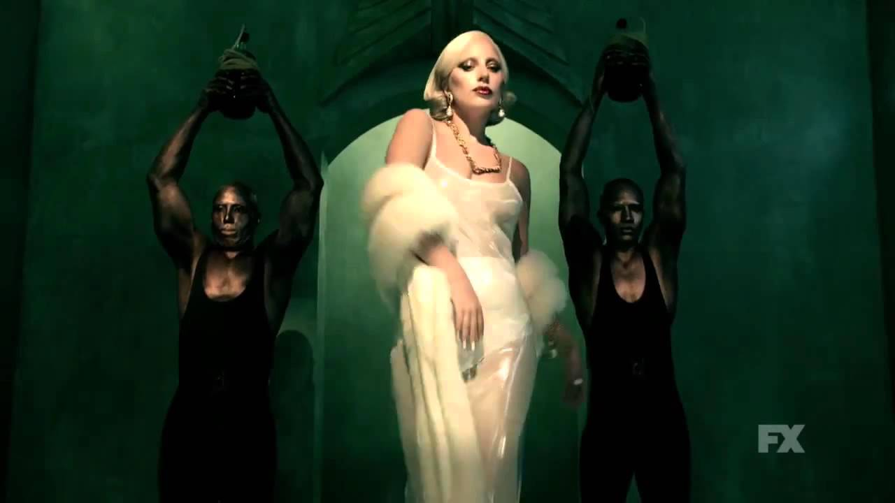 American Horror Story Hotel Teaser 10 Above Below Starring Lady Gaga Youtube