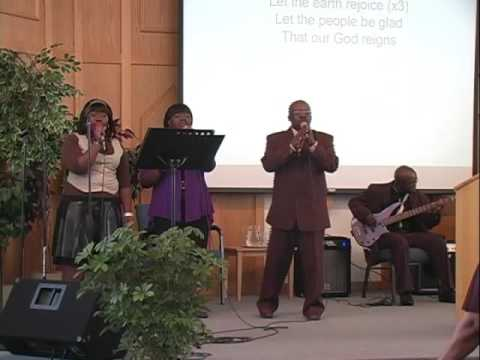 THE LORD REIGNS - Rayon Whyte - Revival Time Tabernacle