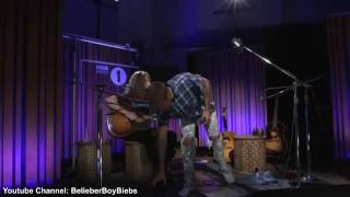 Justin Bieber - Let Me Love You (Acústico ) BBC Rádio Live