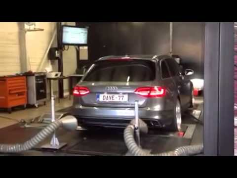 Audi A4 B8 20 Cd Tdi Dpf Delete Custom Exhaust Youtube