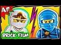 ZANE vs JAY Lego Ninjago Battle 1