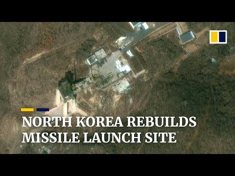 North Korea rebuilds rocket launch site, breaking promise to Trump Mp3