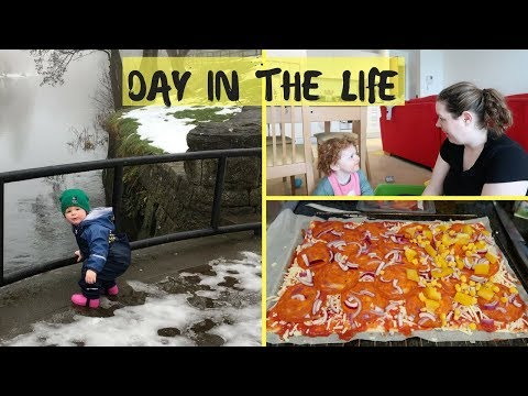 IRISH MOM || DAY IN THE LIFE || TODDLER