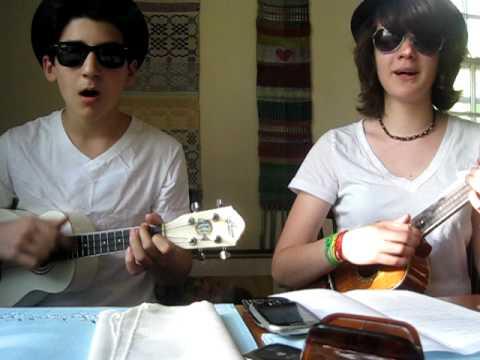 Lessons Learned (Matt and Kim) Ukulele Cover- MakeRadMeatloaf