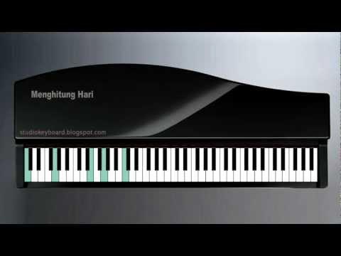 Belajar Keyboard dan Piano - Menghitung Hari
