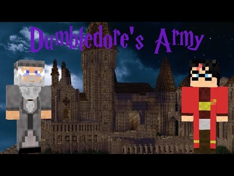 Dumbledores Army Minecraft Server #1 LIVE
