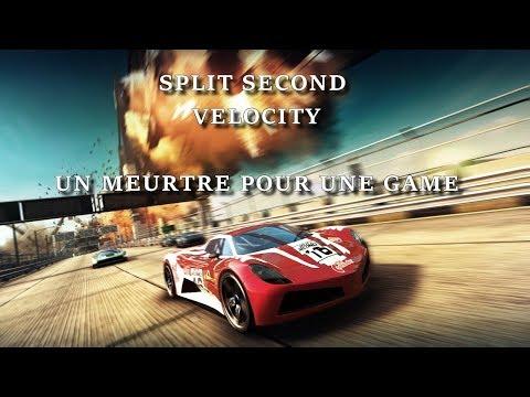 split second velocity un meurtre pour une game  