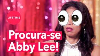 Abby Lee Miller toma chá de sumiço antes de encontrar a rival! | DANCE MOMS | LIFETIME