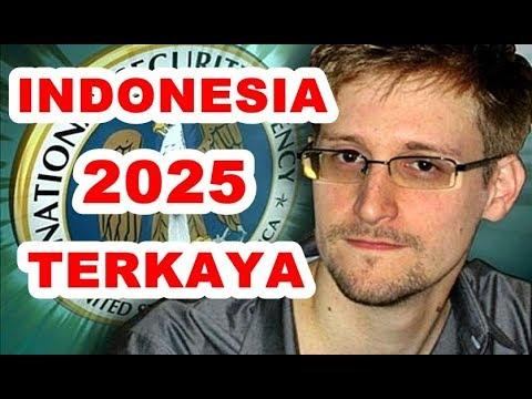 TAHUN 2025 INDONESIA TERKAYA di DUNIA - HARTA RAJA RAJA NUSANTARA