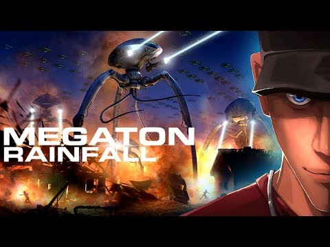 Megaton Rainfall Part 2 WHY NOT USE GIGATON BLAST IN CITY | Let's play Megaton Rainfall Gameplay