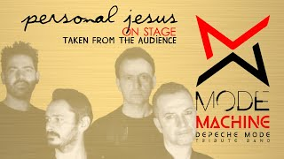 Personal Jesus - Mode Machine Depeche Mode Tribute Band from Italy