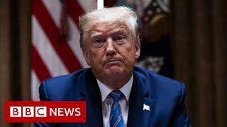 Trump says Supreme Court LGBT decision 'very powerful' - BBC News