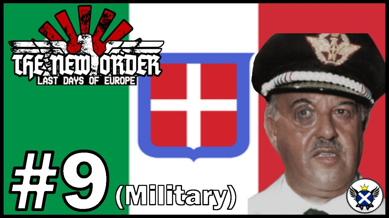 Martial Law Ends! | HOI4 The New Order Italian Empire (Restoring Democracy - Military) #9