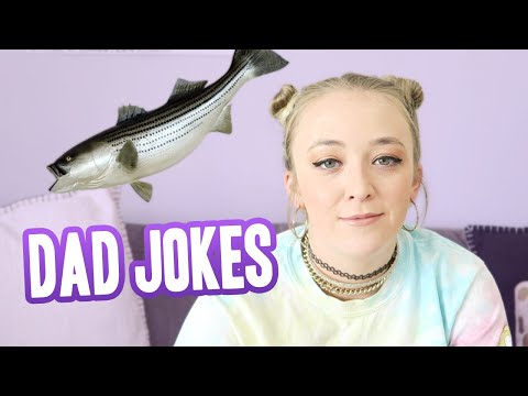 TRY NOT TO LAUGH at DAD JOKES  Meghan McCarthy