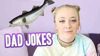 TRY NOT TO LAUGH (at DAD JOKES) | Meghan McCarthy