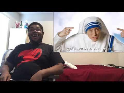 Mother Teresa vs Sigmund Freud. Epic Rap Battles of History REACTION