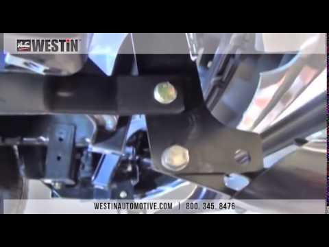 Westin: Ultimate Bull Bar - Installation Guide ('14 Dodge ...