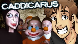 One of Caddicarus's most viewed videos: Snow White and the 7 Clever Boys - Caddicarus