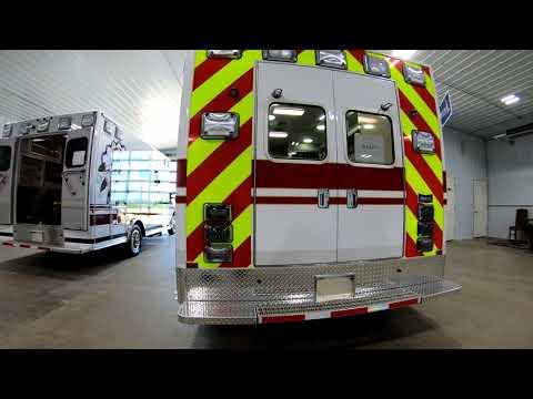 2018 Ford E450 Type 3 Arrow Ambulance (Truck #00346)