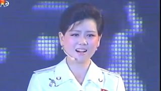 モランボン楽団  金日成大元帥万々歳 日本語字幕