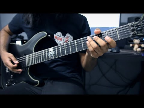 Sleeping With Sirens - Empire to Ashes (Guitar Cover + Tabs)