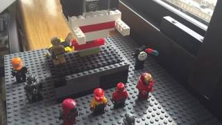 star wars stop motion part 2