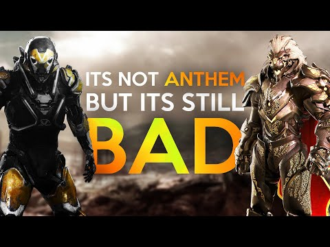 Godfall Review - Not Anthem - Still Bad