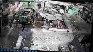 Отчет о установке видеонаблюдения на КРАМЗе