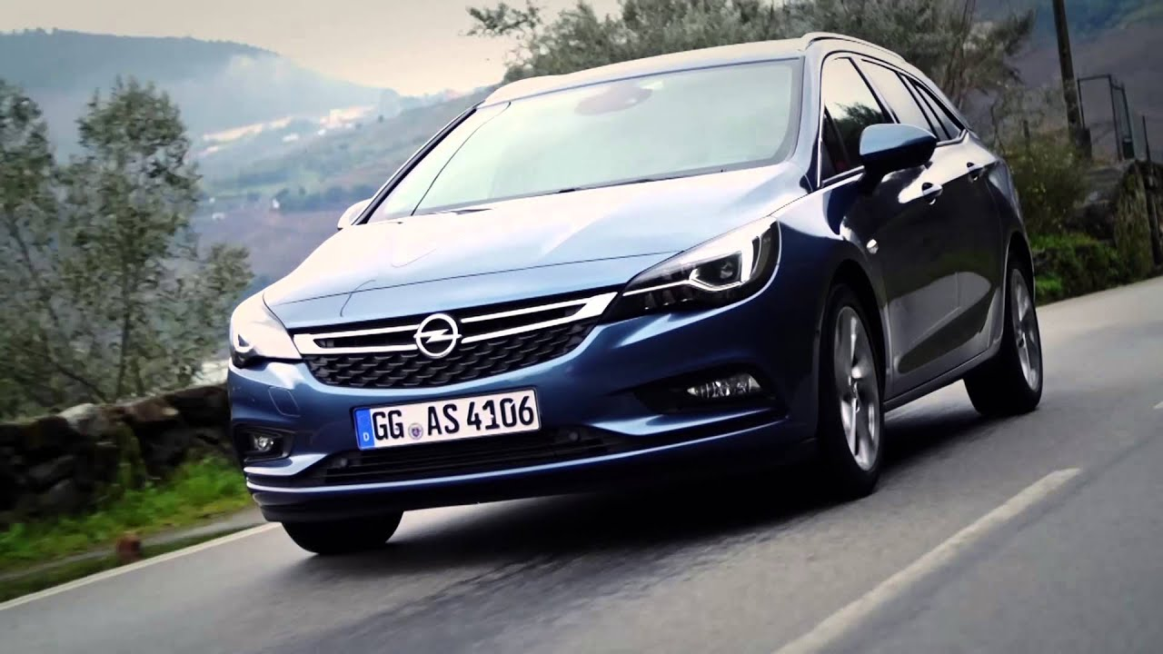 Opel astra sports tourer