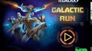 Gameplay   Guardian Of The Galaxy: Galactic Run