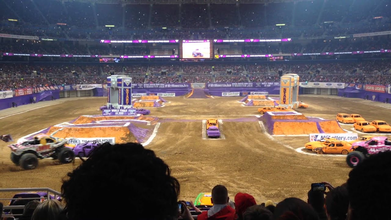 Check out our wide selection of Monster Jam St. Louis tickets at The Dome at America's Center on 03/02/ PM | Event Tickets Center.