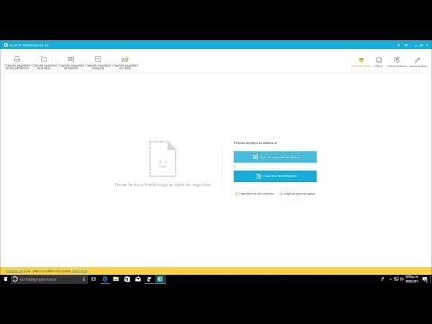 Clonar disco duro a SSD con EaseUS Todo Backup